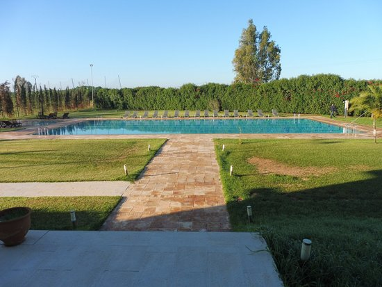 Bouskoura, Marokko: Pool
