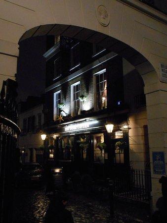 The Star Tavern: esterno del pub