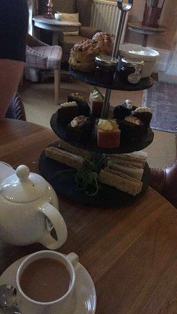 Settle, UK: Afternoon tea