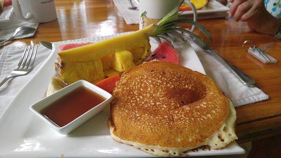 H&B Lodge and Restaurant: Frühstück