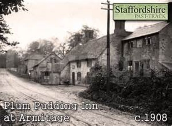 Armitage, UK: I came across this photo of he Plum Pudding circa 1908 which I had to share with you all