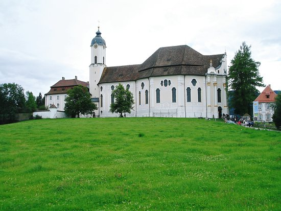 ‪Wies Church‬