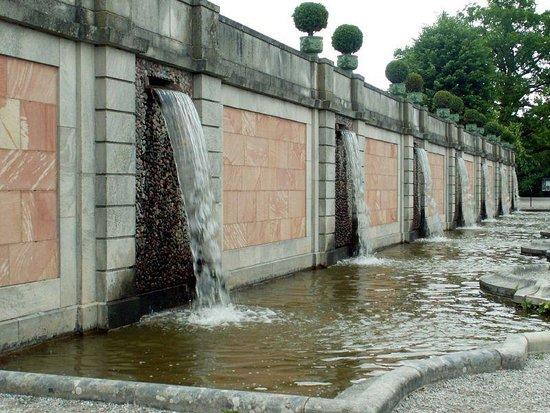 Drottningholm Palace: En del av parken