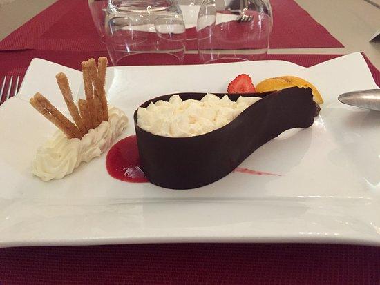 Gemenos, Francia: larme de chocolat