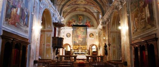 Church of San Sisinio