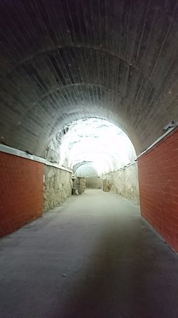 The Railway Tunnels