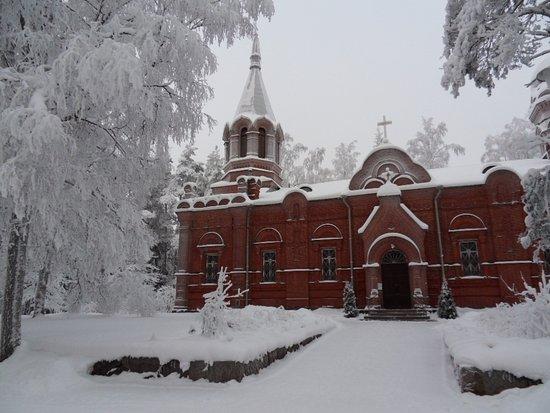 Pyhan Ristin kirkko