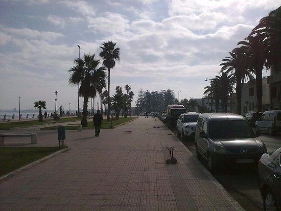 Deauville Plage : Promenade