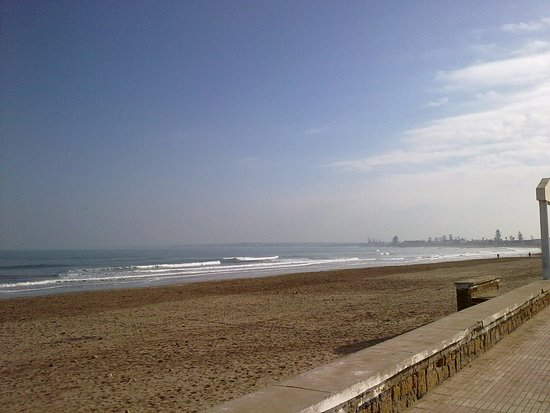 Deauville Plage : Beach and sea