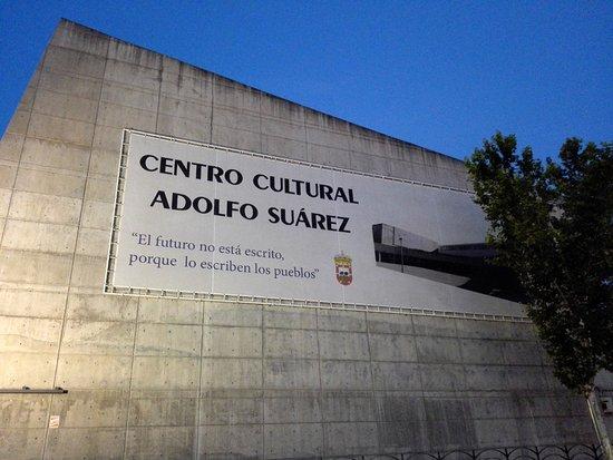 Tres Cantos, Ισπανία: Centro Cultural Adolfo Suárez