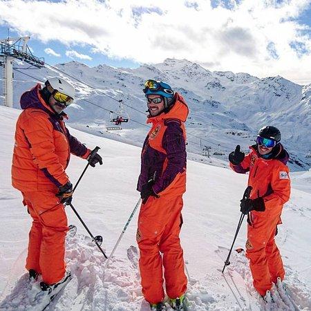 Oxygene Ski School Val Thorens