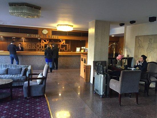赫利奥波利斯巴伦酒店張圖片