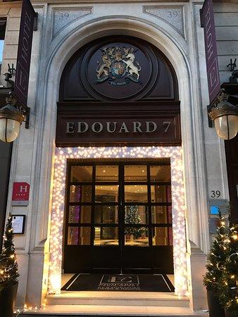 愛德華七世酒店張圖片