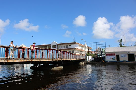 Swing Bridge Belize City 2019 All You Need To Know