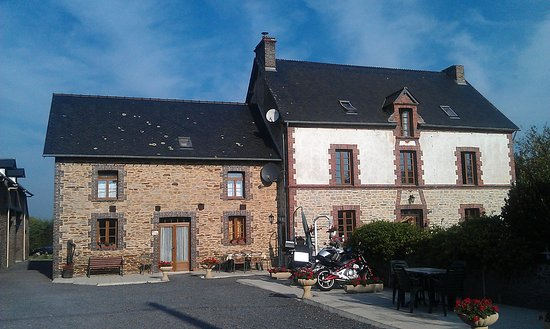 Calvados, Francja: The Farmhouse and the Cottage