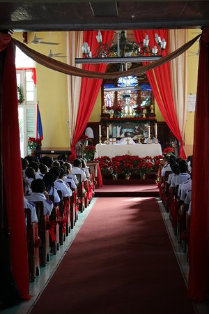 St John's Cathedral : school day service