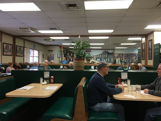 Davison, Мичиган: Jimmy's Village Coney Cafe