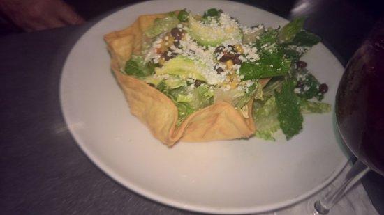 Red Mesa Restaurant: Taco Salad Bowl