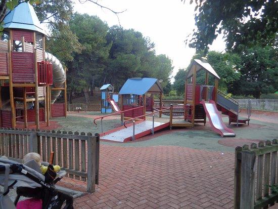 parque de la paloma atracciones infantiles