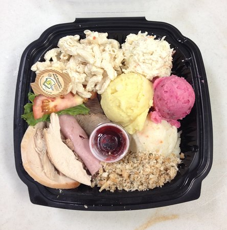 Fort Saskatchewan, Canada: Traditional NFLD Cold Plate