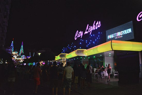 City Lights Bar