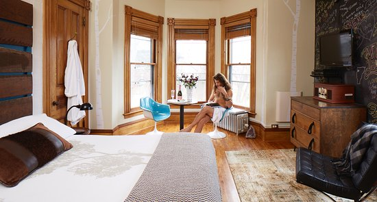 Made Inn Vermont An Urban Chic Boutique Bed And Breakfast Small Luxury Hotel