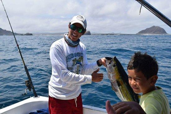 San Cristobal, เอกวาดอร์: El mejor en la pesca!