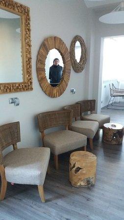 Salamanca Suite Studios: ENCANTADOR sería la palabra que resumen este hotel diferente. Suites Studios en um ambiente dife
