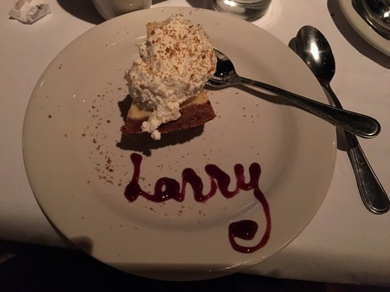 Victor, NY: Bonefish Grill - key lime pie with my name on it!!!