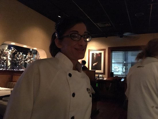 Victor, Estado de Nueva York: Bonefish Grill - Megan, our waitress (bravo!!!)