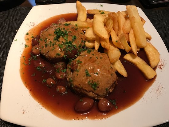 The Ardennes, Belgium: Formule lunch 10,90€