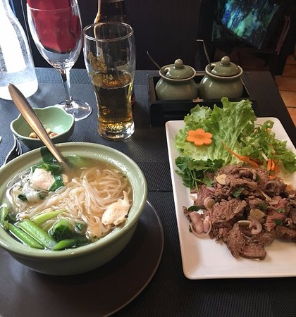 Best Thai Restaurant In Toulouse