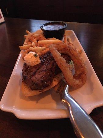 Joyce on 4th: Thursday Nights Steak Sandwiche special $8.99