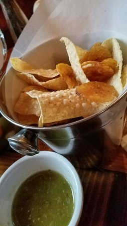 Tila's Restaurante & Bar: 20170106_125227_large.jpg