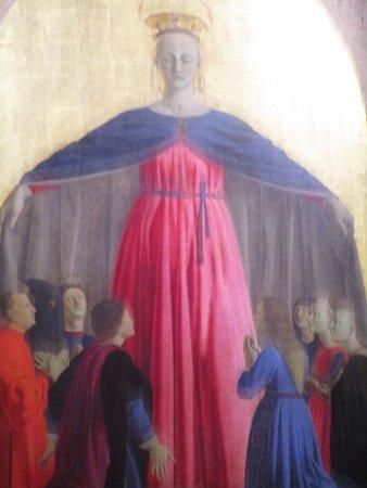 Palazzo Marino: Madonna della Misericordia (figura intera)
