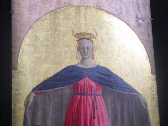 Palazzo Marino: Madonna della Misericordia (particolare)