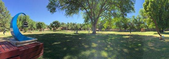 Tesuque, Νέο Μεξικό: Shidoni Garden Gallery