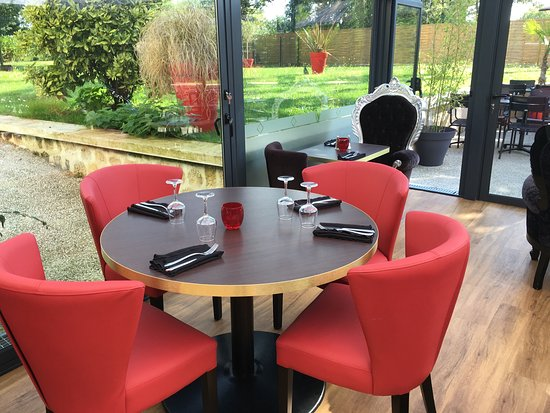 Pontoise, France : Restaurant la villa