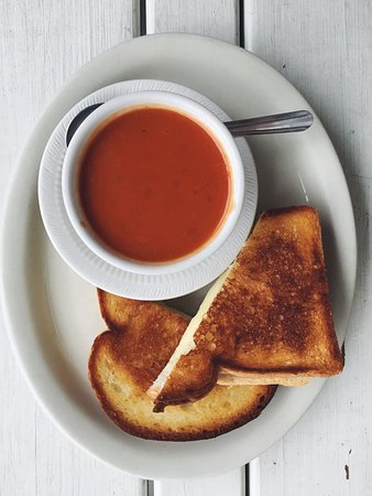 Lititz Family Cupboard: Grilled Cheese and Tomato Soup