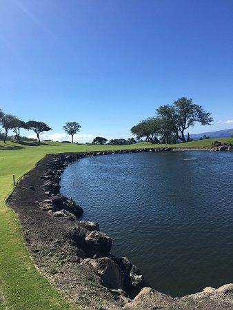 Wailea Golf Club: I love this place! Heaven on earth