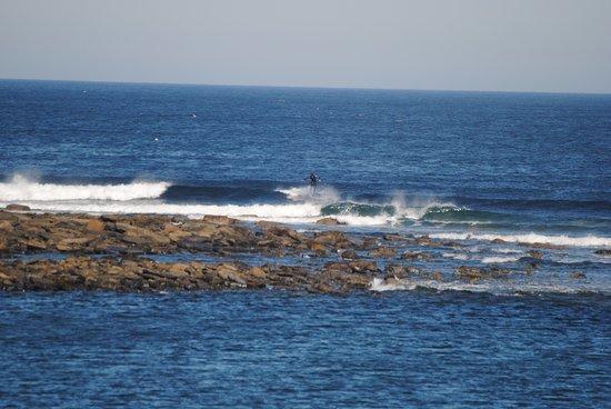 Skara Brae: Surfing on Skaill Bay