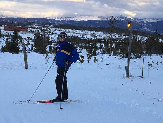 Snow Mountain Ranch: Nordic skiing on-site.