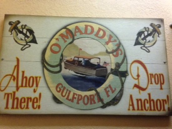 Gulfport, Флорида: O' Maddy's