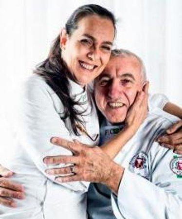 Marlia, Italy: Chef's Ana e Orlando Giordan