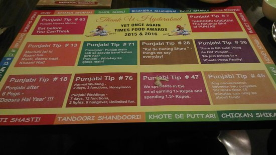 Punjabi Affair - Picture of Punjabi Affair, Hyderabad