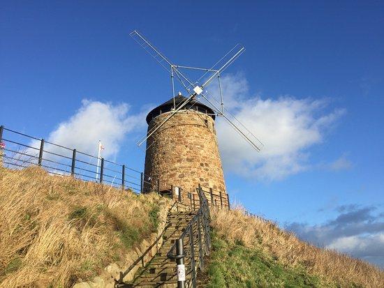 St Monan's Windmill and Salt Pans