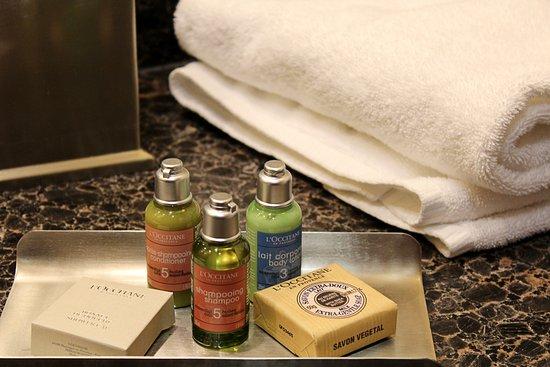 Plymouth, MI: Bath products