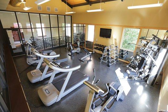 Plymouth, MI: Fitness Center