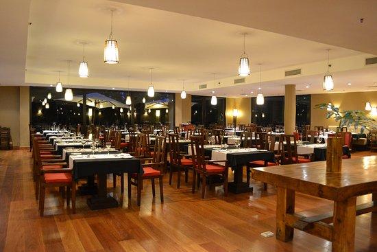 Restaurante Naipi: Nuestro salón principal