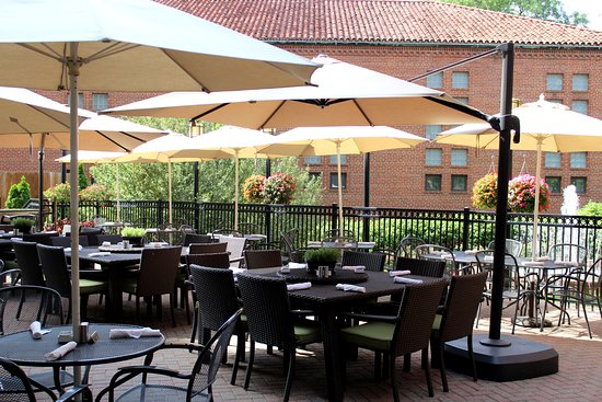Plymouth, MI: The terrace at 5ive Steakhouse